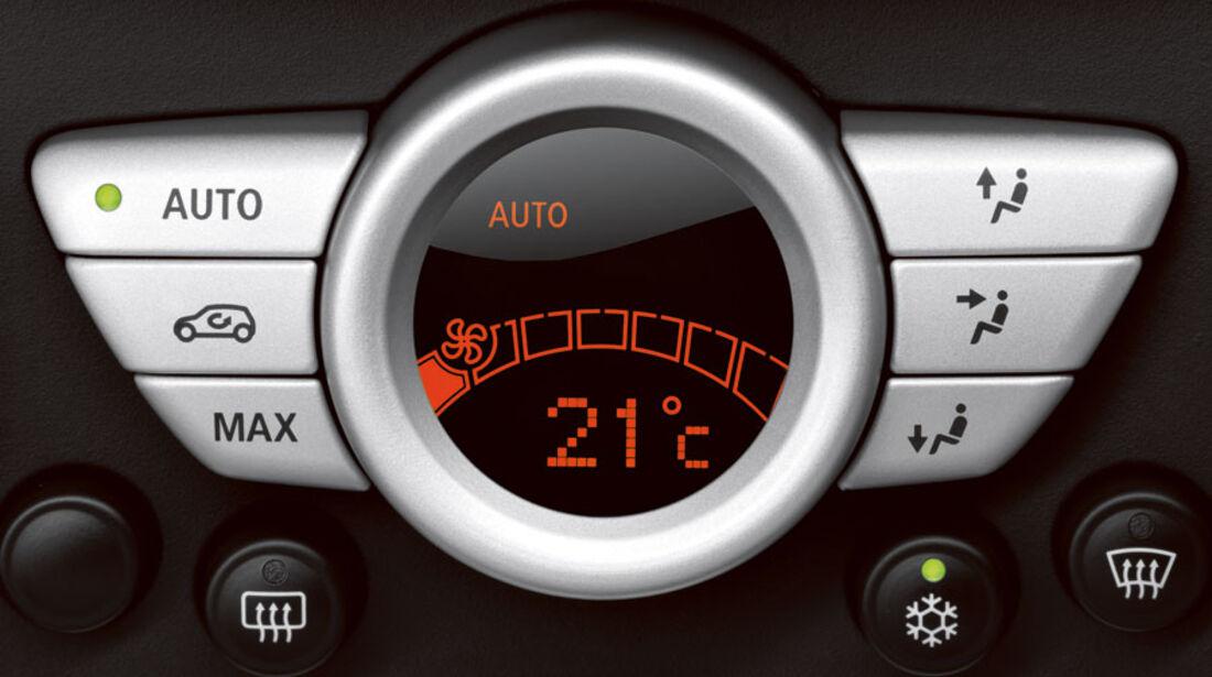 Mini Kaufberatung, Klimaautomatik