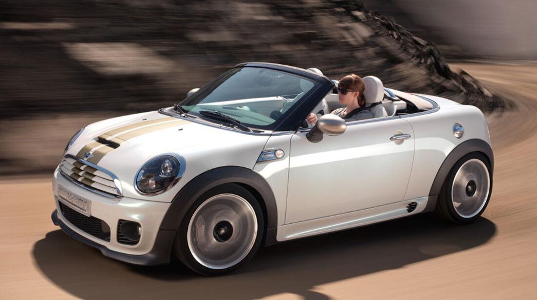 Mini Kaufberatung, Mini Roadster