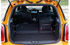Mini, Kofferraum