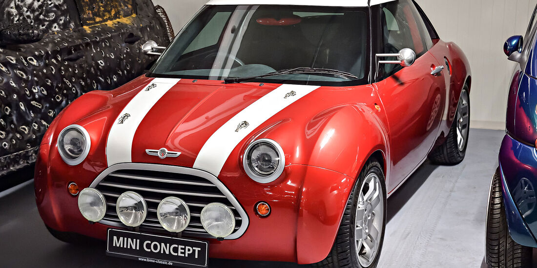 Mini Monte Carlo Concept Car ACV31