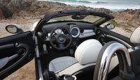 Mini Roadster, Cockpit, Innenraum