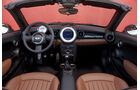 Mini Roadster, Innenraum, Cockpit
