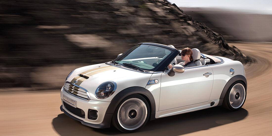 Mini Roadster, Seite