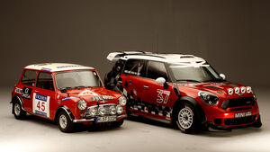 Mini S vs. Mini Countryman