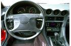 Mitsubishi 3000 GT, Seitenansicht