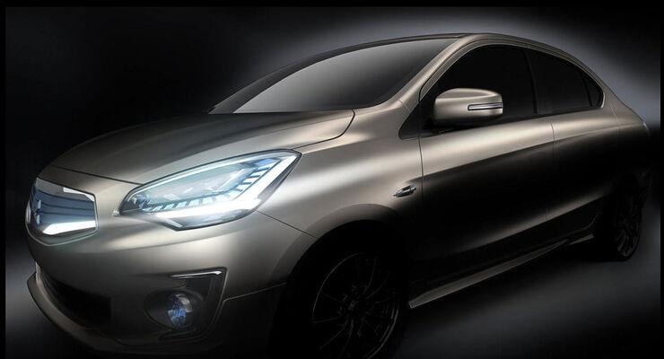 Mitsubishi Concept G4