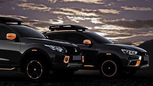 Mitsubishi Genf 2016 Teaser