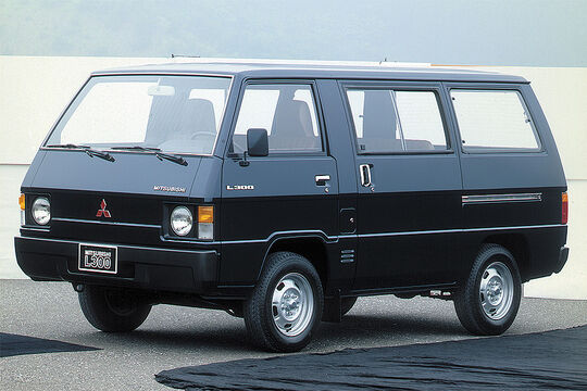 Mitsubishi L300 IAA 1981