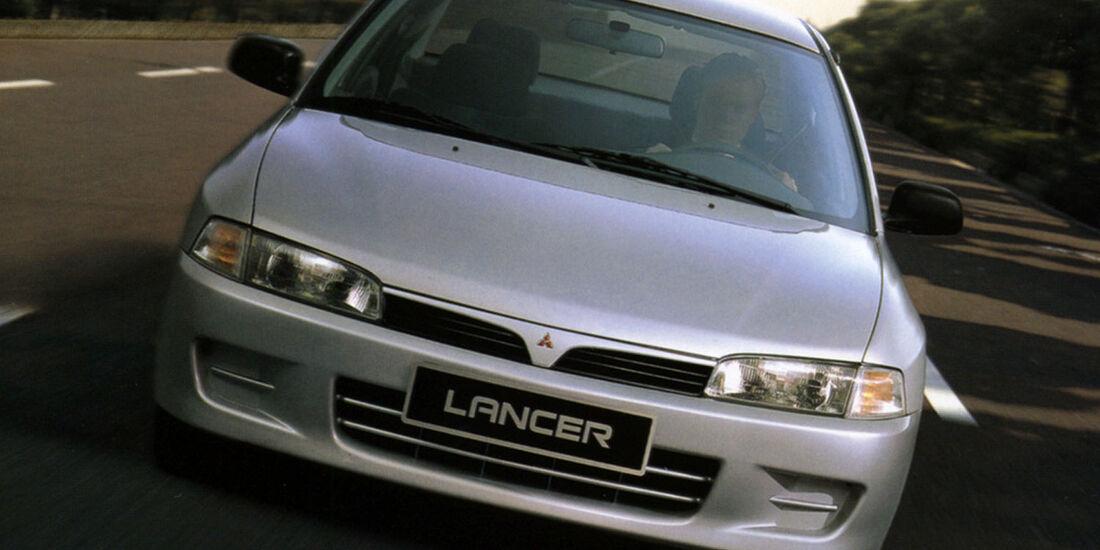 Mitsubishi Lancer (1996 - 2003)