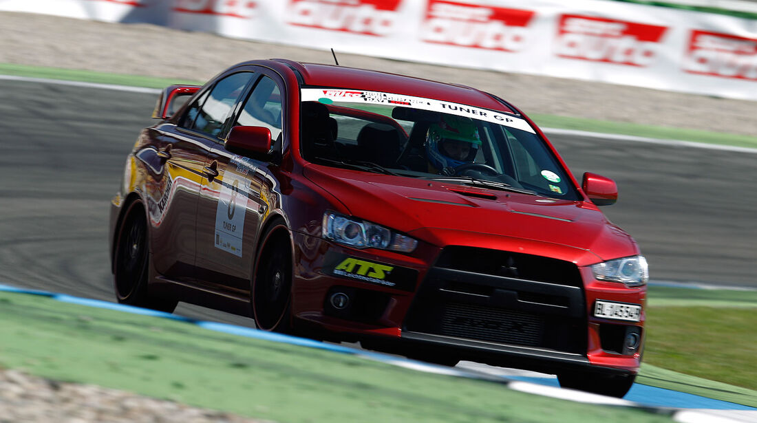 Mitsubishi Lancer Evo X, TunerGP 2012, High Performance Days 2012, Hockenheimring