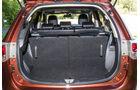 Mitsubishi Outlander 2.2 Di-D 4WD Instyle, Kofferraum, Ladefläche