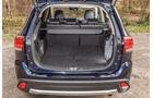 Mitsubishi Outlander 2.2 Di-D 4WD, Kofferraum