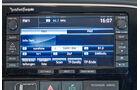 Mitsubishi Outlander, Radio