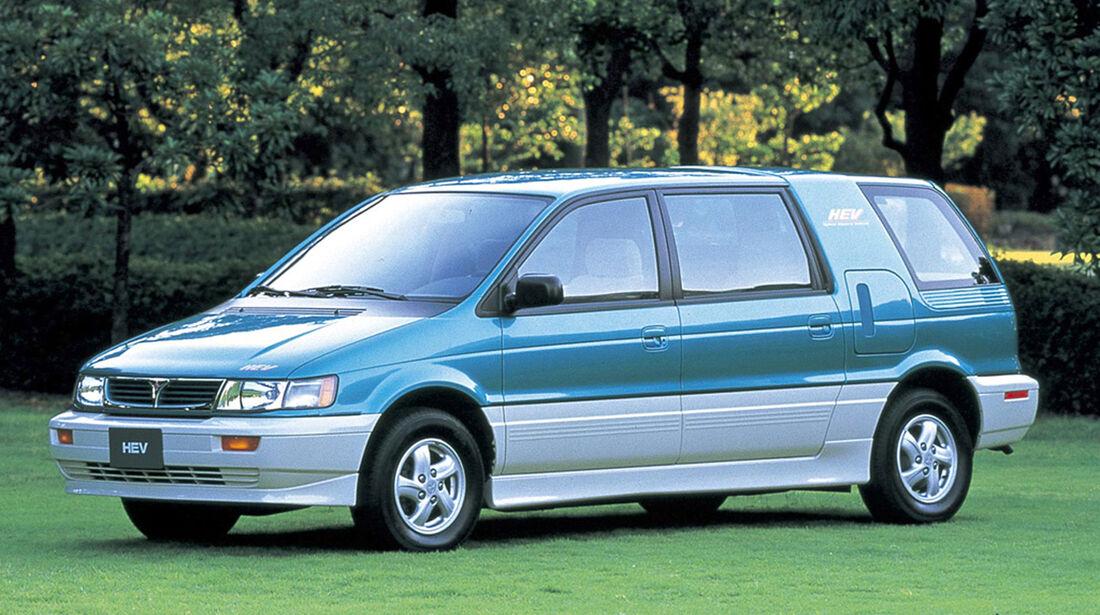Mitsubishi Space Wagon HEV Concept 1995