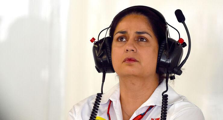 Monisha Kaltenborn - Sauber - Formel 1 - 2016