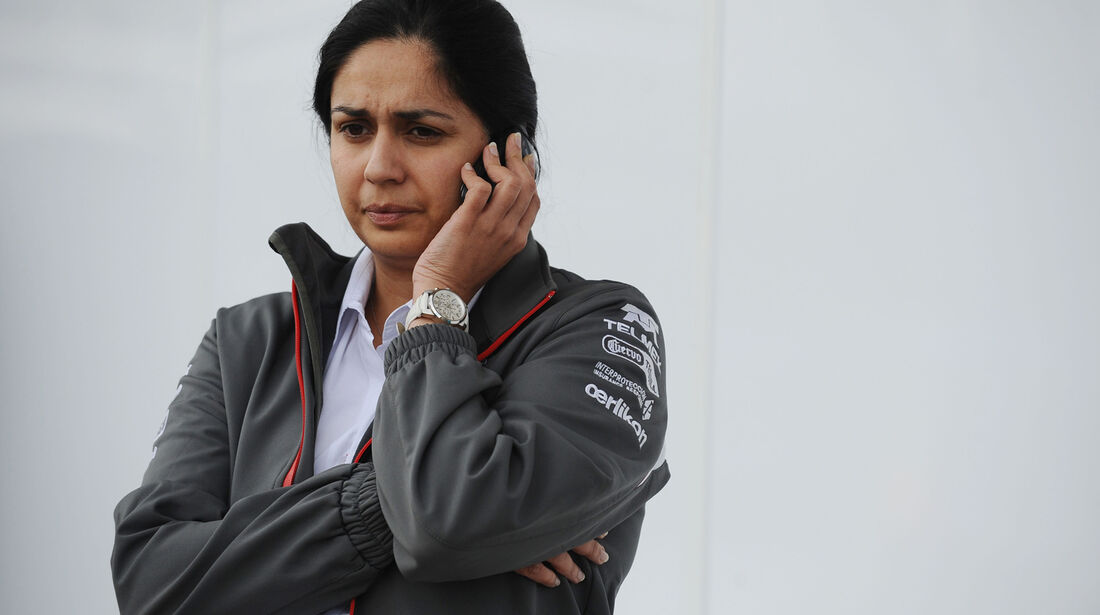 Monisha Kaltenborn - Sauber - Formel 1 - GP USA - 14. November 2013