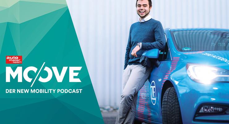 Moove-Podcast 9, Arnold Schlegel
