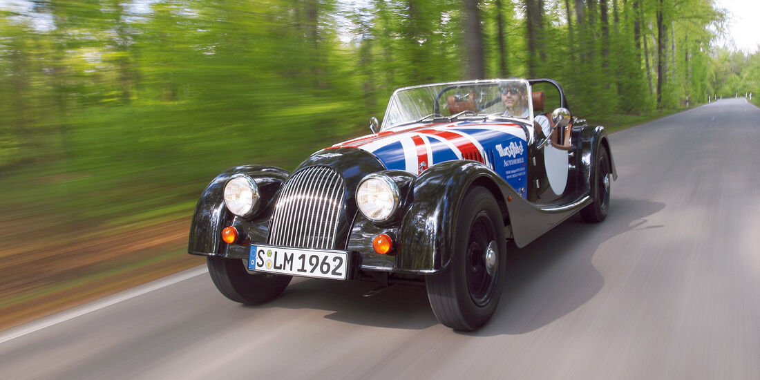 Morgan 4/4, Roadster