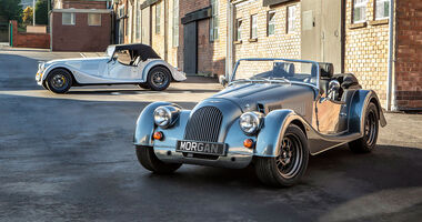 Morgan Plus 4 110 Works Edition