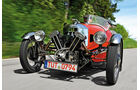 Morgan Super Sports Threewheeler, Frontansicht