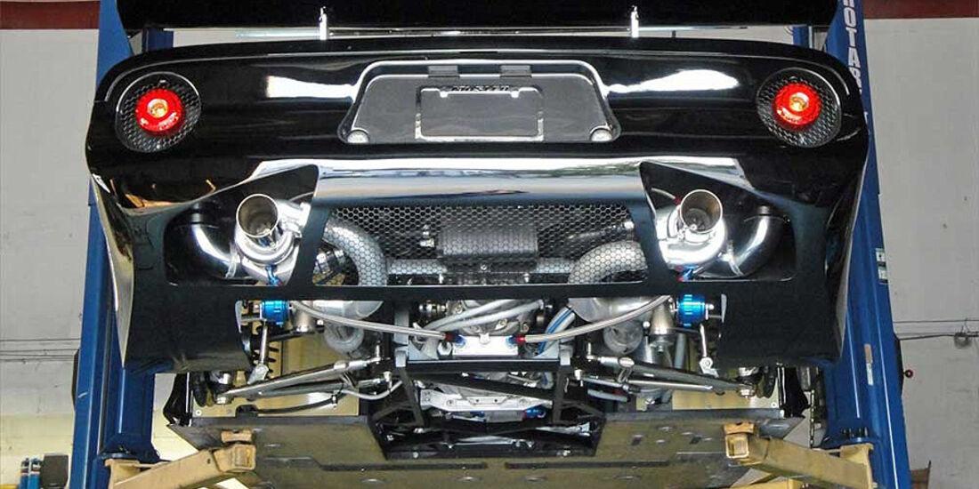 Mosler Raptor GTR, Motor