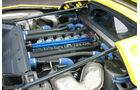 Motor Bugatti EB 110 von Michael Schumacher
