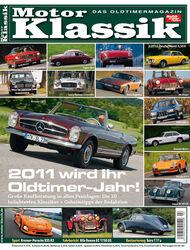 Motor Klassik 02/2011 - Hefttitel