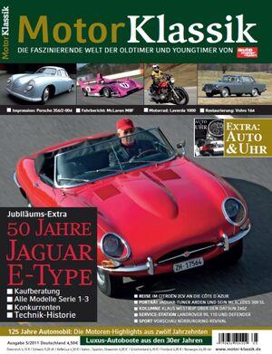 Motor Klassik 05/2011 - Hefttitel