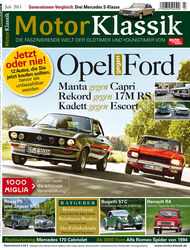 Motor Klassik 07/2013