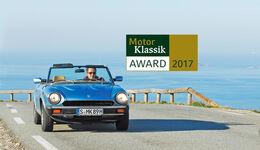Motor Klassik Award 2017