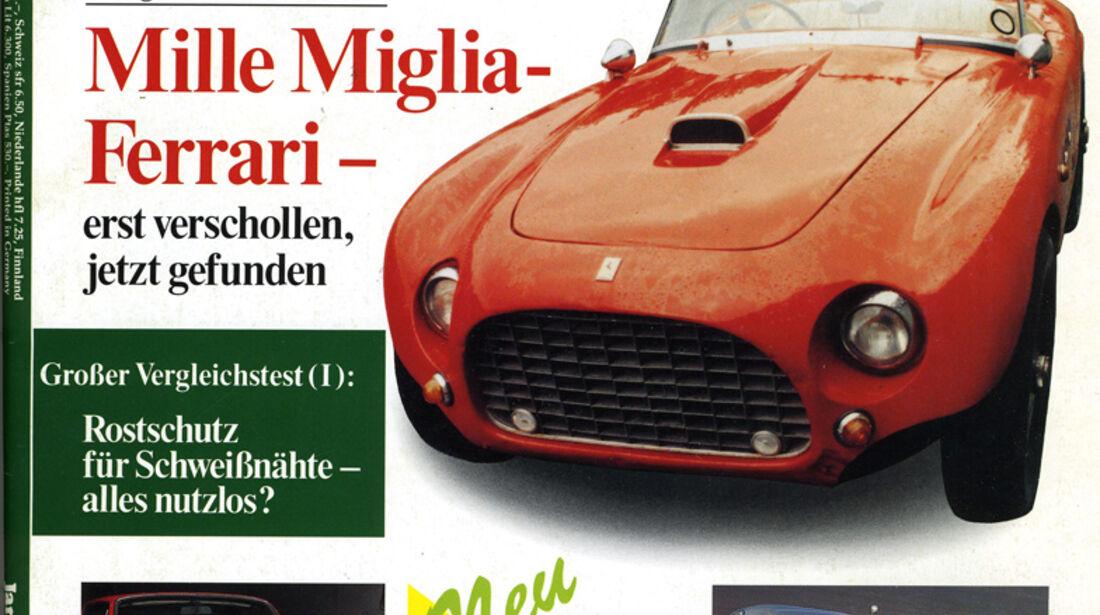 Motor Klassik, Heft 01/1990