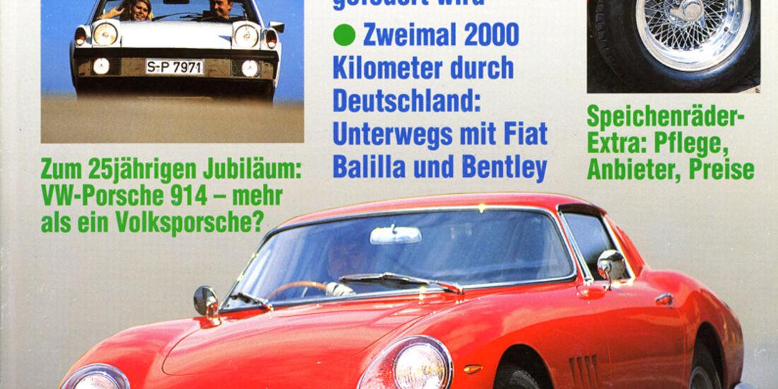 Motor Klassik, Heft 09/1994