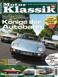 Motor Klassik Heft 09/2009