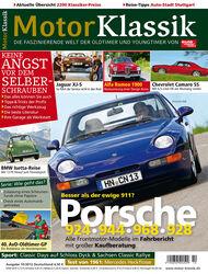 Motor Klassik - Hefttitel, Titel  10/2012