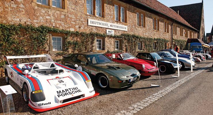 Motor Klassik Nachrichten, Langenburg Historic