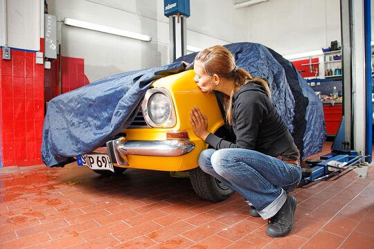 Motor Klassik Oldtimer Winterpause Checkliste