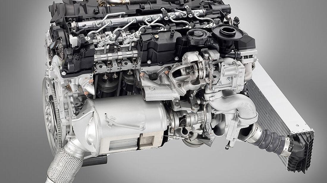 Motoren-Entwicklung