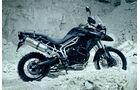 Motorrad 48 PS Triumph Tiger 800 XC