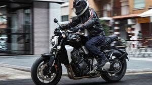 Motorrad EICMA 2017 Honda