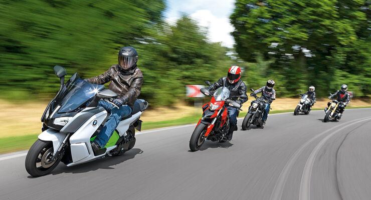 Motorrad, Einsteigermodelle