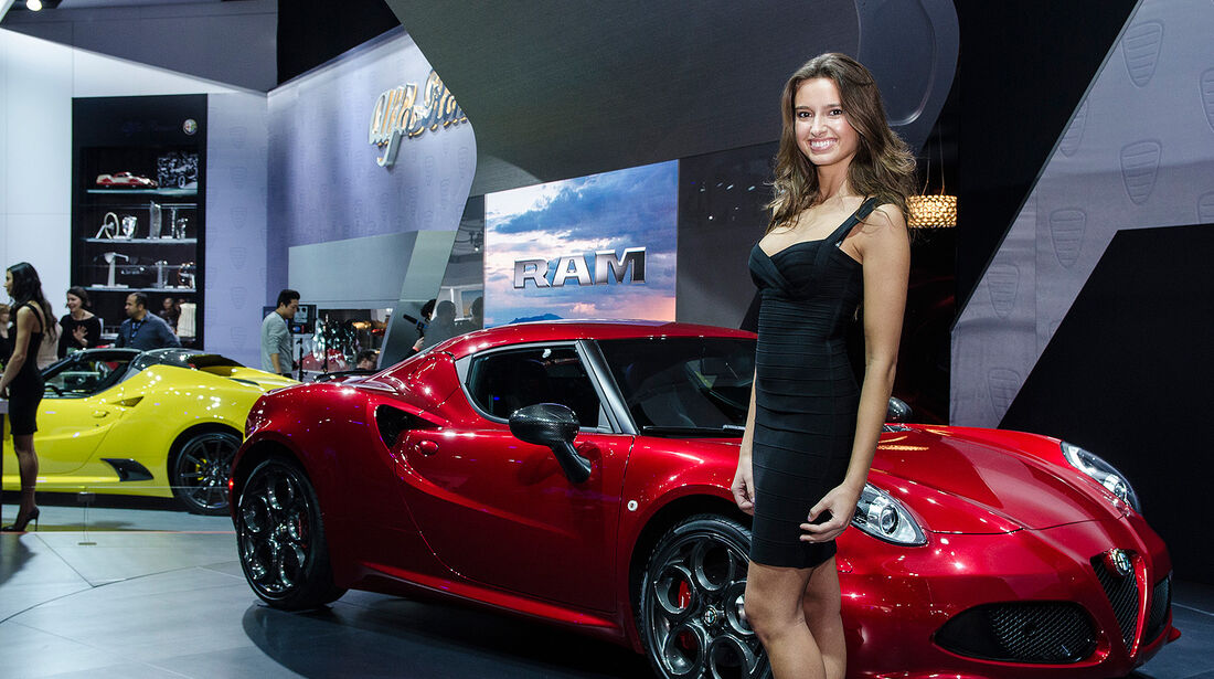 NAIAS 2015 Girls