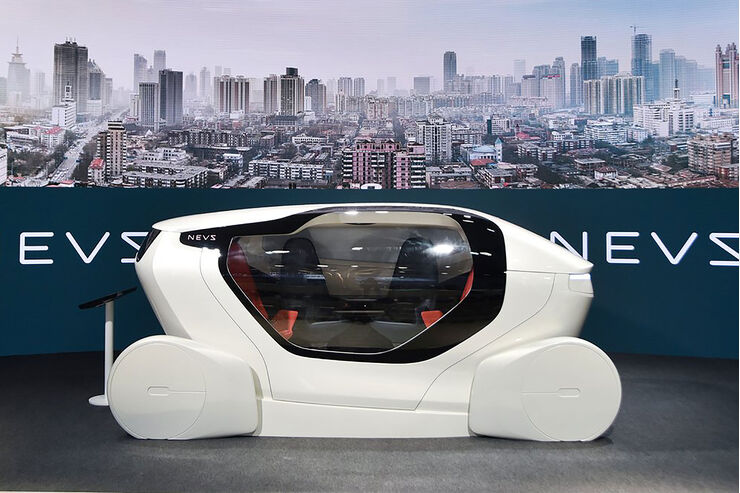 NEVS InMotion Concept