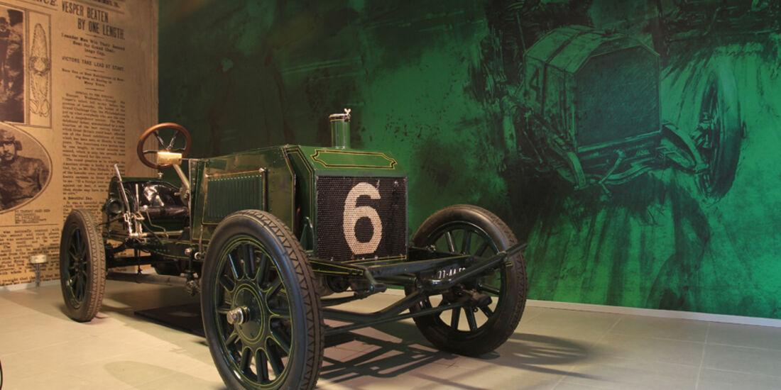 Napier 100 HP, Gordon-Bennet-Rennen 1903