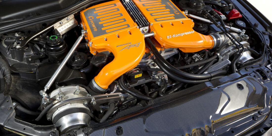 Nardo 2010 Tuning-Modelle, G-Power BMW M5, Motor