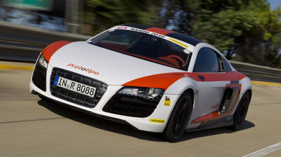 Nardo 2010 Tuning-Modelle, MTM Audi R8