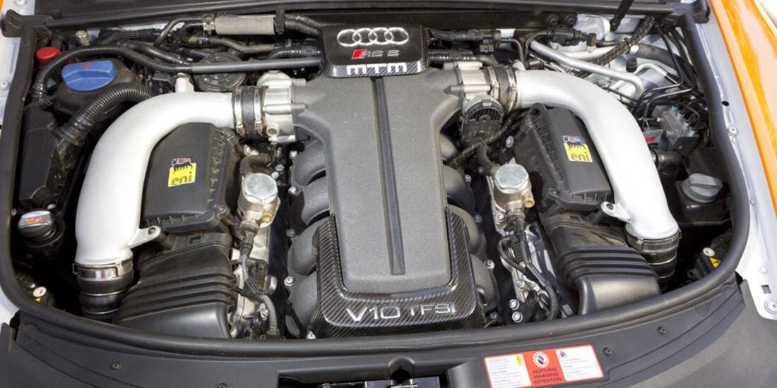 Nardo 2010 Tuning-Modelle, MTM Audi RS6, Motor