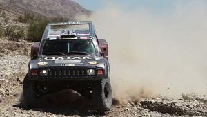 Nasser Al Attiyah Hummer - Dakar 2012