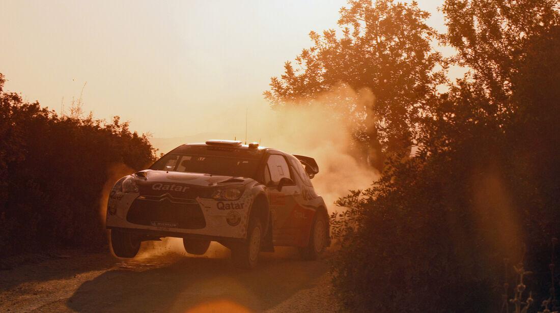 Nasser Al-Attiyah Rallye Portugal 2012