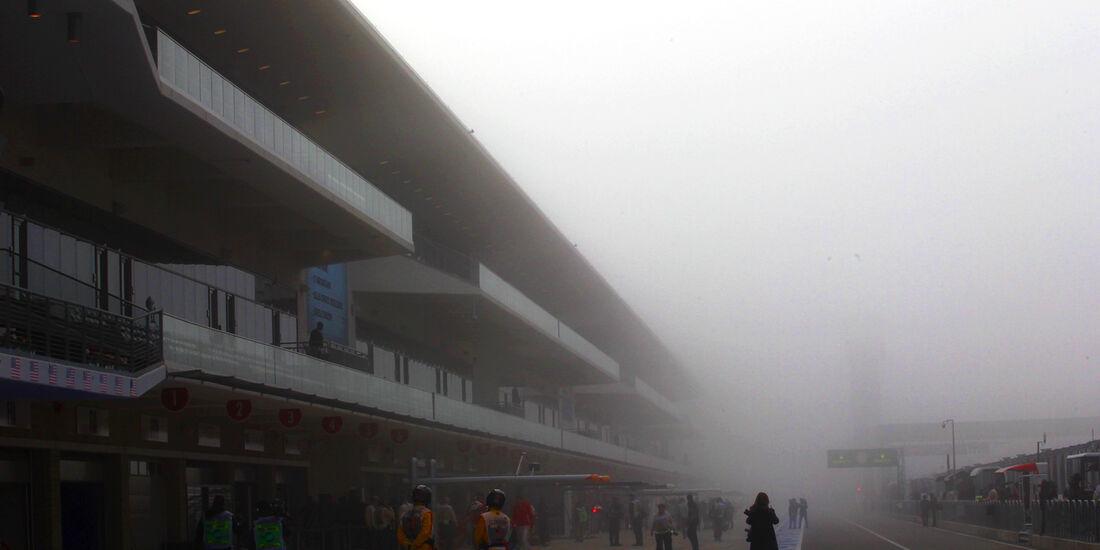 Nebel - GP USA 2013