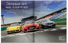 Neues Heft auto motor und sport, Ausgabe 26/2016, Vorschau, Preview